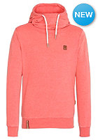 NAKETANO Diese Dirty N�sse Hooded Sweat heritage candy red melange