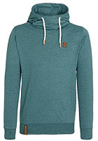 NAKETANO Diese N�sse II Hooded Sweat forrest melange