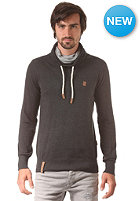 NAKETANO Feuerkralle II Knit Sweat anthracite melange