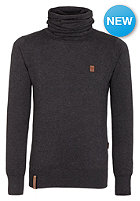 NAKETANO Galant III Knit Sweat anthracite melange