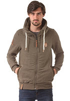 NAKETANO Ivic II Zip Sweat olive melange
