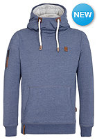 NAKETANO L�mmelget�mmel II Hooded Sweat bluegrey melange