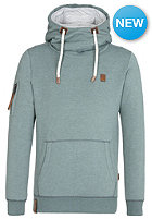 NAKETANO L�mmelget�mmel II Hooded Sweat green grey melange