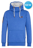 NAKETANO L�mmelget�mmel II Hooded Sweat lecker blau melange