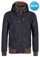 NAKETANO Mittagsmarder Jacket dark blue
