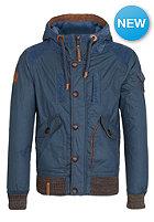 NAKETANO Straputzki III Jacket bluegrey