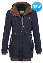 NAKETANO Womens Becky Pupst II Jacket dark blue