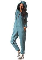 NAKETANO Womens Blaumann II Pant deep blue green melange