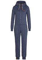 NAKETANO Womens Blaumann II Pant indigo blue melange