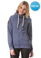 NAKETANO Womens Brazzo IV Sweat Jacket blue melange