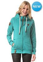 Womens Brazzo IV Sweat Jacket fresh green melange