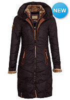 NAKETANO Womens Entertain My Pain Coat black