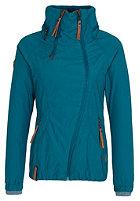 NAKETANO Womens Forrester III Jacket deep blue