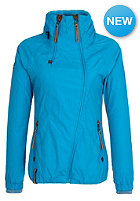 NAKETANO Womens Forrester III Jacket ocean blue