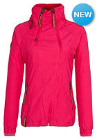 NAKETANO Womens Forrester III Jacket raspberry
