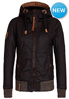 NAKETANO Womens Gastarbeijtaaa Jacket black