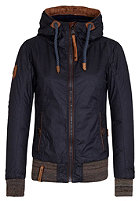 NAKETANO Womens Gastarbeijtaaa Jacket dark blue