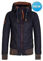 NAKETANO Womens Gastarbeijtaaa Jacket dark blue