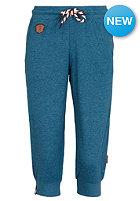 NAKETANO Womens Kurze Buchse II Pant deep blue green melange