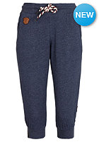 NAKETANO Womens Kurze Buchse II Pant indigo blue melange