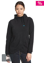 NAKETANO Womens Lorenz Hooded Sweat black