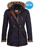 NAKETANO Womens Prosexxo II Coat dark blue