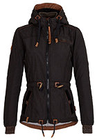 NAKETANO Womens Schlaub�r Jacket black