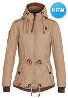NAKETANO Womens Schlaub�r Jacket sand
