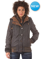 NAKETANO Womens Shortcut Jacket dark blue