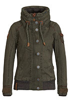 NAKETANO Womens The Ruler olive