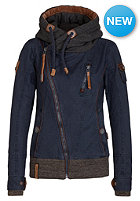 NAKETANO Womens Walk The Line dark blue