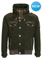 NAKETANO Young Lad Jacket dark olive