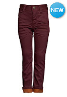NAME IT Kids Bacary X-Slim DNM Pant Limit Xau13 burgundy