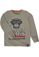 NAME IT Kids Drurias Longsleeve grey melange