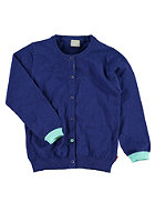 NAME IT Kids Farin Knit Cardigan blue depths