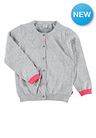 NAME IT Kids Farin Knit Cardigan grey melange