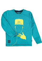 NAME IT Kids Floke Longsleeve tile blue