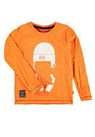 NAME IT Kids Floke Longsleeve vibrant orange