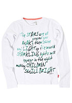 NAME IT Kids Fopita Slim Longsleeve bright white