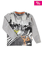 NAME IT Kids Forrest Longsleeve grey melange