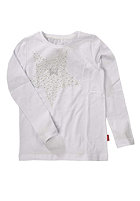 NAME IT Kids Fozia Slim Longsleeve bright white