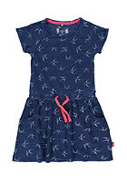 NAME IT Kids Gasine Dress blue depths