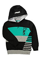 NAME IT Kids Oakes 613 W Hooded Knit Sweat black