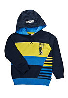 NAME IT Kids Oakes 613 W Hooded Knit Sweat dress blues
