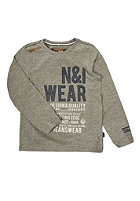 NAME IT Kids Ode 613 Longsleeve grey melange