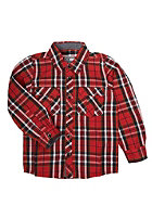 NAME IT Kids Okke 613 L/S Shirt pompeian red