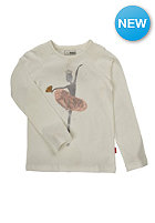 NAME IT Kids Peballa 613 L/S T-Shirt cloud dancer