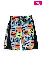NAME IT Kids Zambrotta Boardshort orange clown fish