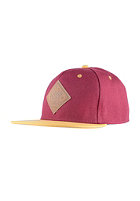 NEFF All Day 2 maroon/yellow