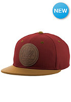 NEFF All Day Snapback Cap red